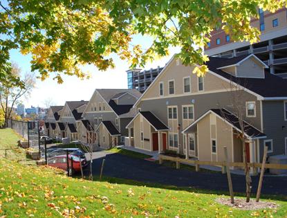 Prospect Hill Homes